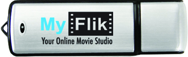 MyFlik USB Stick for Writing A Great Script Fast
